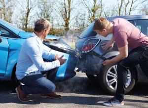 Jouw werknemer betrokken bij een auto-ongeluk? Wees ervoor verzekerd!