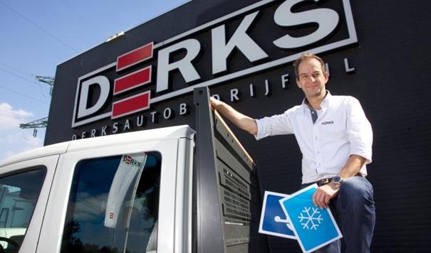 """Ruud Derks: """"Onze medewerkers zijn onze belangrijkste vertegenwoordigers!''"""