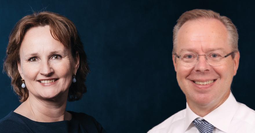 Jaco Remijn en Corinne Weeda-Hoogstad treden toe tot RvC